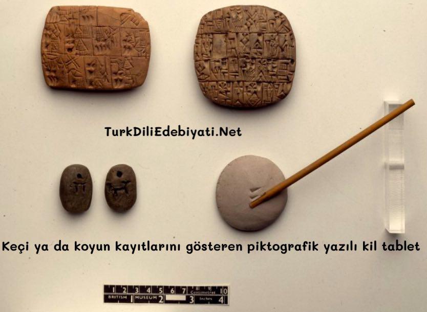Sümerler sumer tabletleri 3